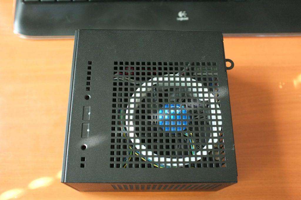 CPUファンダクト